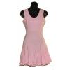 Tank Princess Swing Dress - XL Cotton Ballet Pink